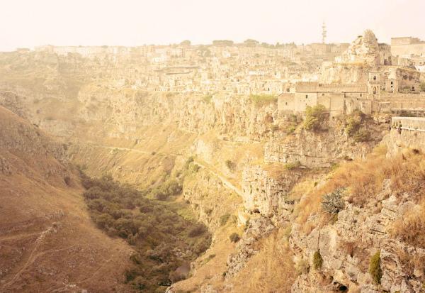 14-2017, Landscapes&vedutas_Matera IV, Italia, 1998, 140x181,5x5.jpg