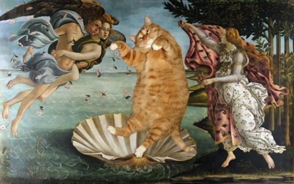 BotticelliTheBirthofVenusCat_GF.jpg